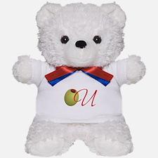 Olive U Teddy Bear