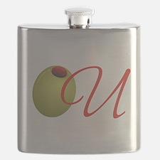 Olive U Flask