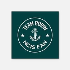 TEAM BORIN Sticker