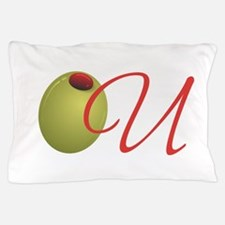 Olive U Pillow Case