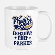 Executive Chef Personalized Gift Mugs