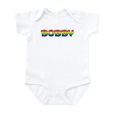 Bobby Gay Pride (#004) Infant Bodysuit