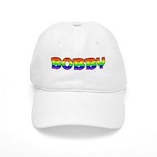 Bobby Gay Pride (#004) Baseball Cap