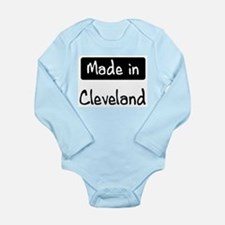 Made in Cleveland Body Suit