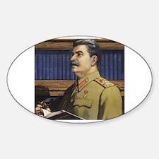 Unique Josef Sticker (Oval)