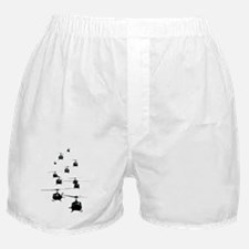 Huey Helicopters Boxer Shorts