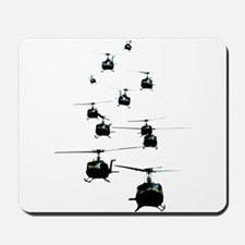 Huey Helicopters Mousepad