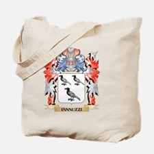 Iannuzzi Coat of Arms - Family Crest Tote Bag