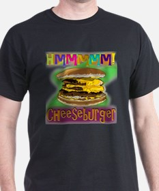 Hmm Cheeseburger T-Shirt
