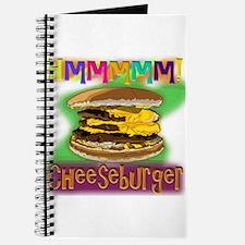 Hmm Cheeseburger Journal