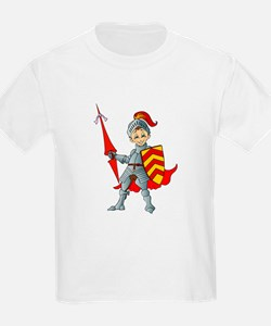 Let's Go Medieval - Jolly Good Knight T-Shirt