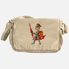 Let's Go Medieval - Jolly Good Knigh Messenger Bag
