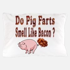 Pig Farts Pillow Case