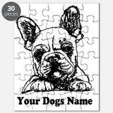 Cute Dog bumper Puzzle
