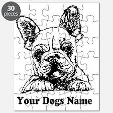Unique Dog bumper Puzzle