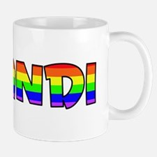 Brandi Gay Pride (#004) Mug