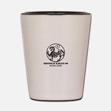 CREATE YOUR OWN PERSONALIZED SHOTOKAN T Shot Glass