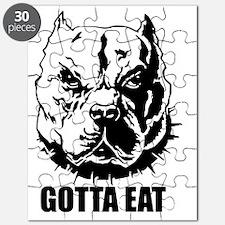 Funny Dog bumper Puzzle