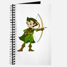 Let's Go Medieval - Forest Archer Journal