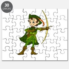 Let's Go Medieval - Forest Archer Puzzle