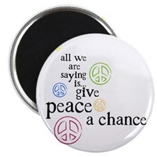 "All We Are Saying 2.25"" Magnet (10 pack)"