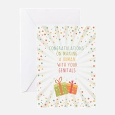 Congratulations Baby Shower Greeting Cards