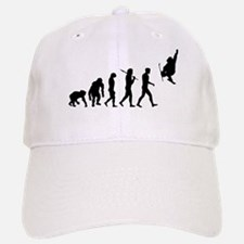 Slopestyle Skiing Evolution Baseball Baseball Cap