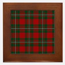 Cute Clan Framed Tile