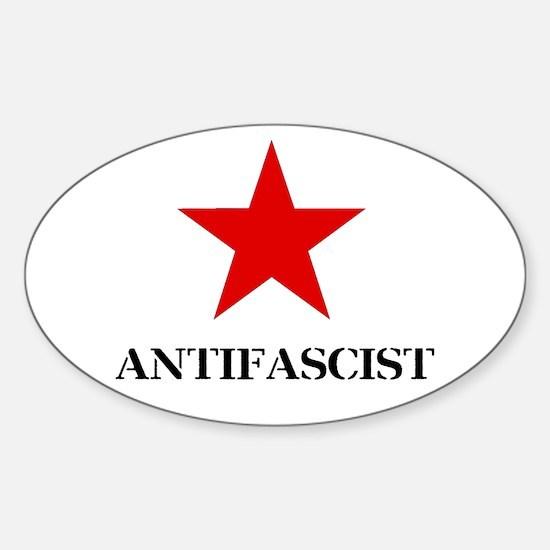 AntiFascist Decal
