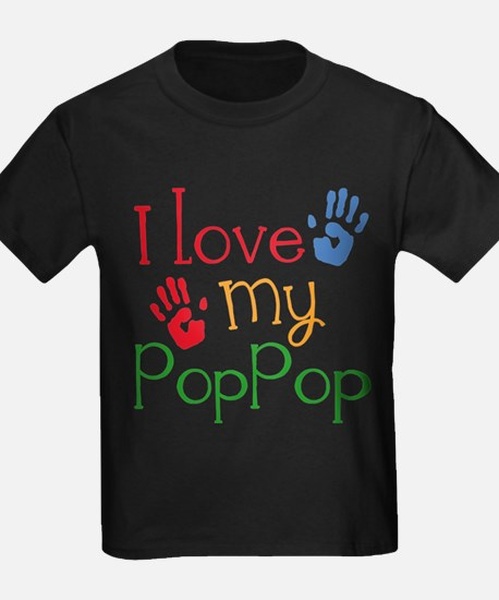 I Love PopPop T-Shirt