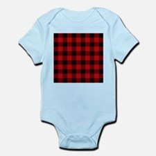 Cottage Buffalo Plaid Lumberjack Body Suit