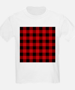 Cottage Buffalo Plaid Lumberjack T-Shirt
