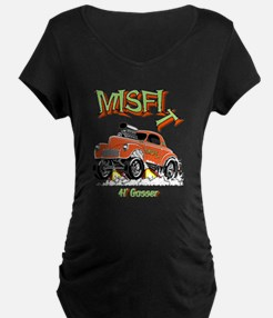 41 Willys Gasser MISFIT Maternity T-Shirt