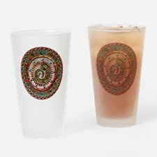 Unique Hopi Drinking Glass