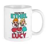 Ilovelucy Small Mugs (11 oz)