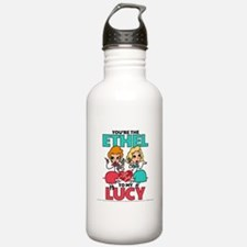 Ethel to my Lucy Water Bottle