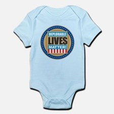 Deplorable Lives Matter Body Suit