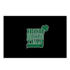 Irish Drinking Team Postcards (Package of 8)