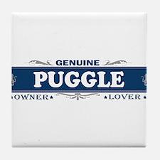 PUGGLE Tile Coaster