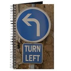 Turn Left (Journal)