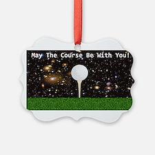Golf Galaxy Ornament