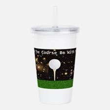 Golf Galaxy Acrylic Double-wall Tumbler