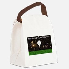 Golf Galaxy Canvas Lunch Bag