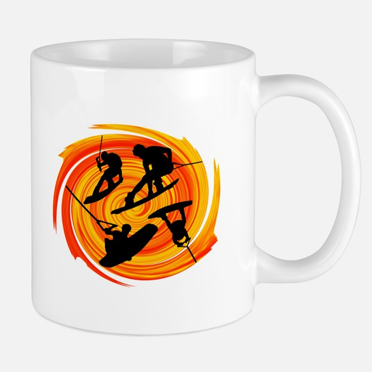 WAKEBOARD Mugs