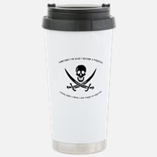 Cute Paralegal Travel Mug