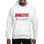 Retired Analyst Hooded Sweatshirt