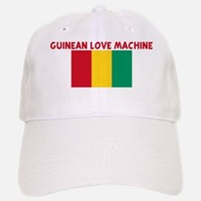 GUINEAN LOVE MACHINE Baseball Baseball Cap