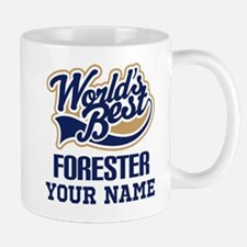 Forester Personalized Gift Mugs