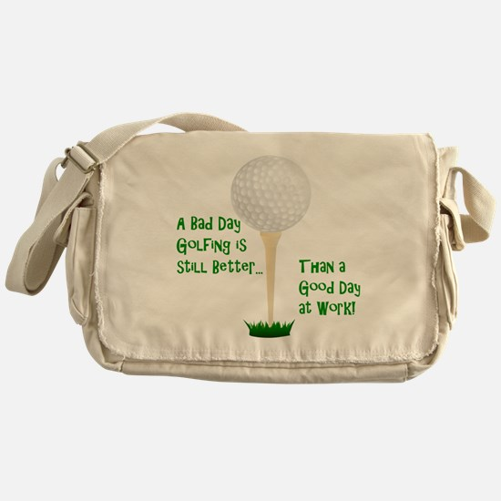 Funny May the forest be with you Messenger Bag