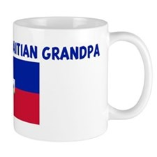 PROUD TO BE A HAITIAN GRANDPA Mug